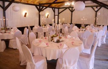 Feiern und Hochzeit in der Lengefelder Warte